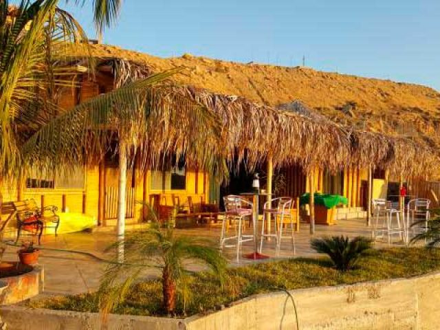 Sol de Punta Veleros