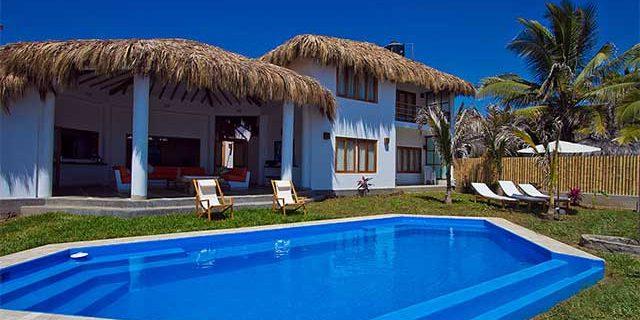 Casa Los Támaris (de Las Antorchas)
