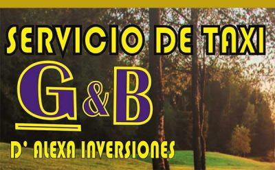 Servicio de Taxi G&B