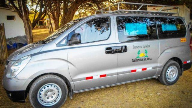 Taxis Turísticos San José