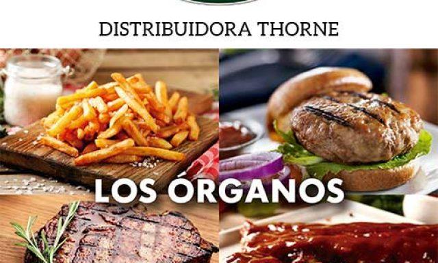 Distribuidora Thorne – Oregon Foods