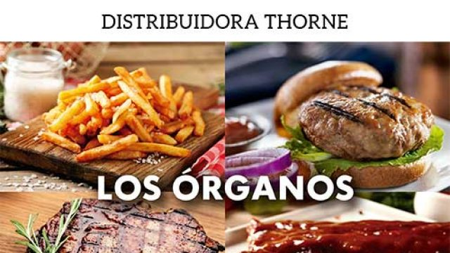 Distribuidora Thorne – Oregon Foods