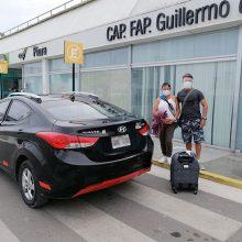 Taxi Seguro en Piura