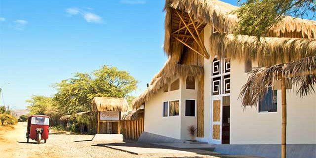 Vichayito Bungalows y Carpas (Aranwa)