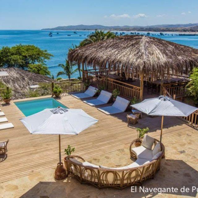 Villa El Navegante de Punta Veleros en Los Organos