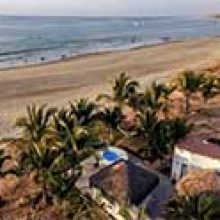 Villa Paraíso, una nueva casa de playa ubicada en Punta Sal