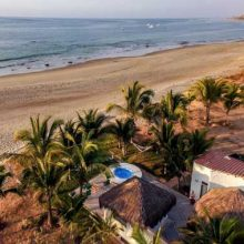 Villa Paraíso, a new beach house rental at Punta Sal beach