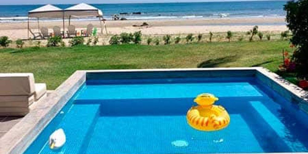 Conozca Villa Shangri-La, a orillas del mar en Punta Sal, Tumbes