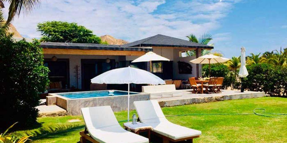 Disponibilidad en Villa Shangri-La, casa de playa en Punta Sal