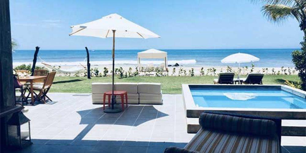 Villa Shangri-la en Punta Sal con disponibilidad junio y julio 2019