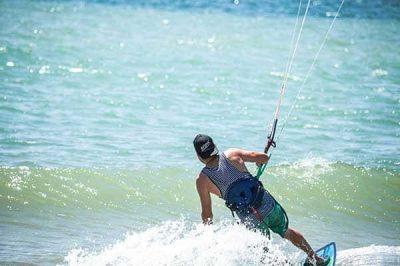 Kitesurf con Wild Kite Surf