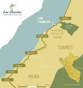 cherelas-mapa