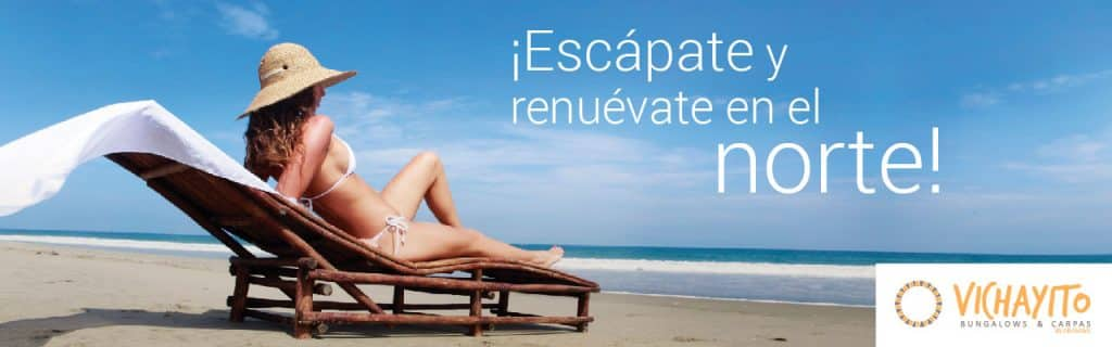 Escapate y renuevate