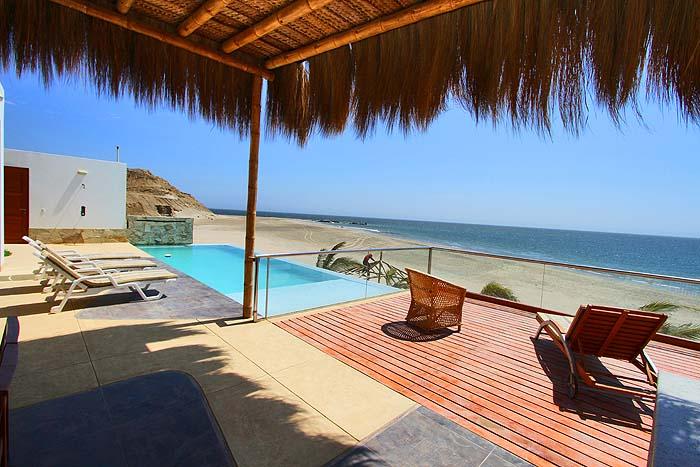 Casa vikinca casa de playa en el uro per for Parrillas para casa de playa